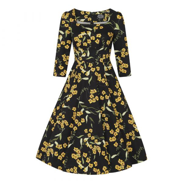 Swing Dress, FLORENCE FLORAL (109)