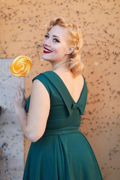 Kellomekko, Miss Candyfloss Arista Green (1104)