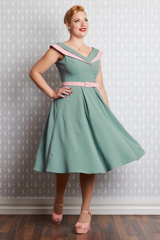 Kellomekko, Miss Candyfloss Drizella Mint (1122)