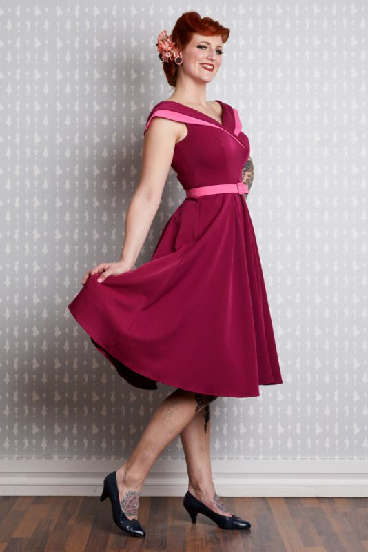 Kellomekko, Miss Candyfloss Drizella Rasberry (1122)