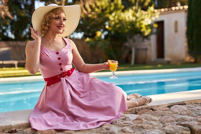 Kellomekko, Miss Candyfloss Danielle-Rose (1183li)