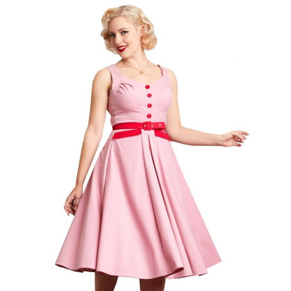 Swing Dress, Miss Candyfloss Danielle-Rose (1183li)