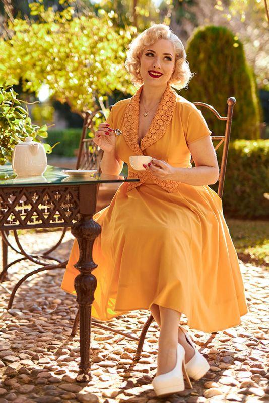Kellomekko, Miss Candyfloss Sorraya-Sun (1194emb)