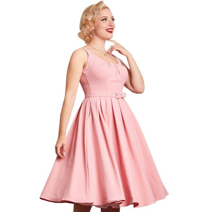 Kellomekko, Miss Candyfloss Fiona-Blush (1196pl)