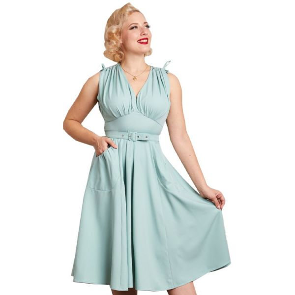 Swing Dress, Miss Candyfloss Norea-Minty (1200)