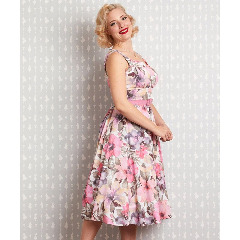 Swing Dress, Miss Candyfloss Kaitlin-Taffy (1215)