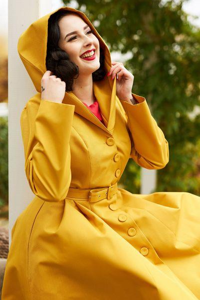 Coat, Miss Candyfloss LORIN-SUN