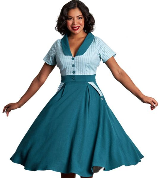Swing Dress, Miss Candyfloss MAUD-KAT (1266)