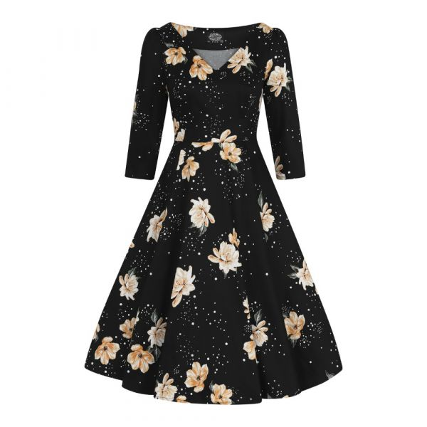 Swing Dress, MIDNIGHT STARDUST (127)
