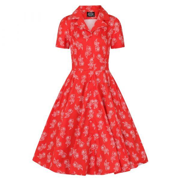 Swing Dress, HR Ruby Rose (146)