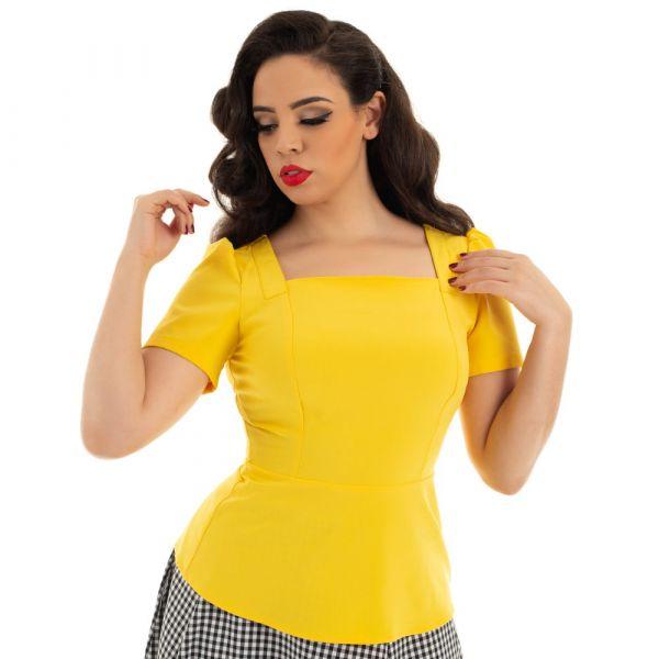 Paita, BEATRICE Yellow (182)