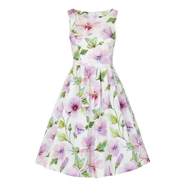 Swing Dress, HR Gloria Floral (189)