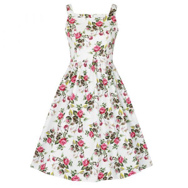 Swing Dress, HR Fleur (190)