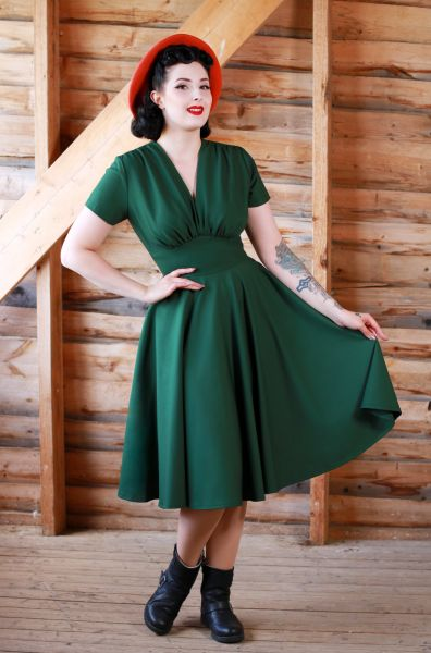 Swing Dress,  DAISY DAPPER Marilyn (163)