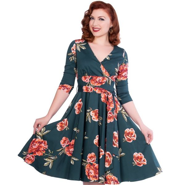 Swing Dress, MADISON (2086)