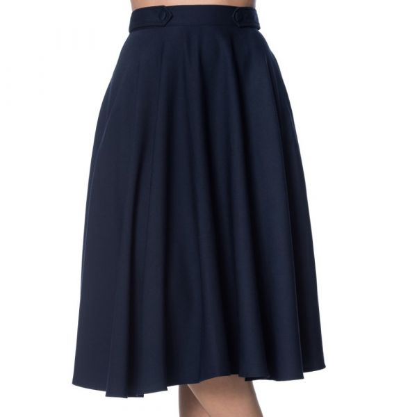 Swing Skirt, DI DI Nightblue (2278)