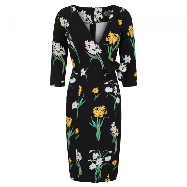 Pencil Dress, HR Celeste Floral (233)
