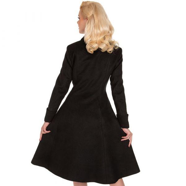 Coat, GRACE Swing Black (242)