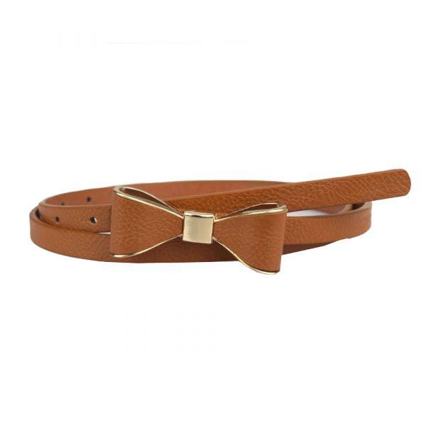 Belt, CUTE BOW Brown (26012)