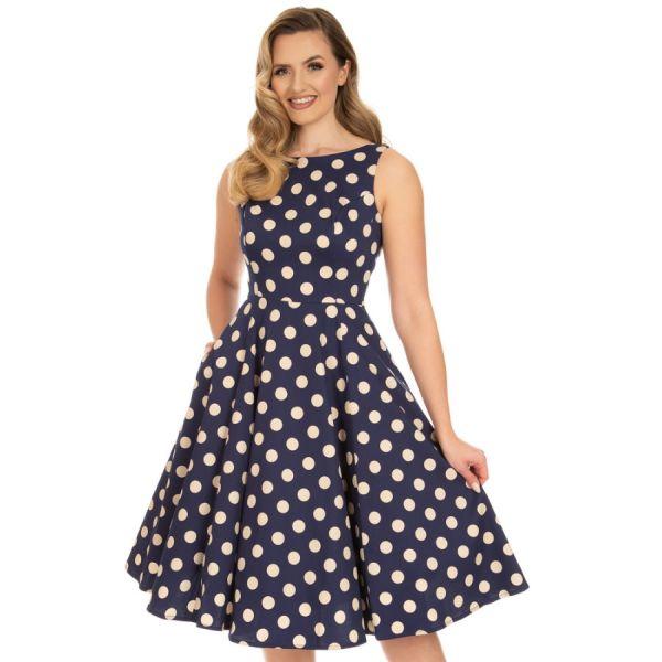 Swing Dress, HR Mia Polka (261)
