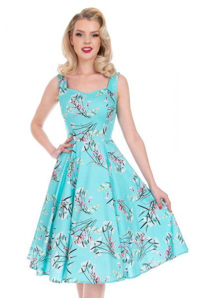 Swing Dress, HR Sandra Floral (263)