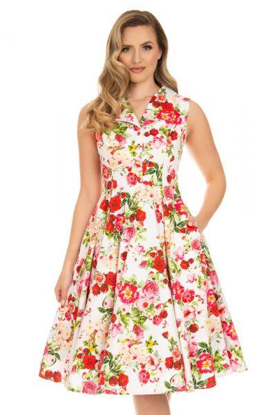 Swing Dress, HR Josie Floral (267)