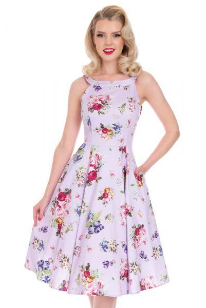 Swing Dress, HR Annie Floral (272)