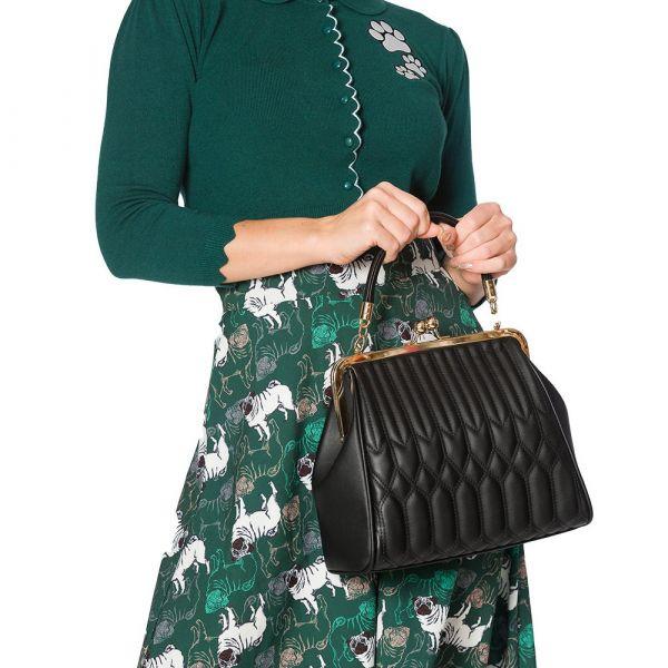 Bag, VINTAGE SWEETHEART Black (34154)