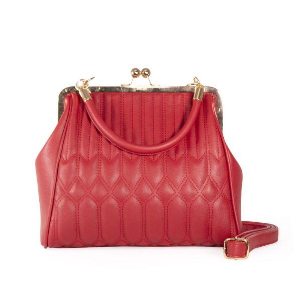 Bag, VINTAGE SWEETHEART Burgundy (34154)