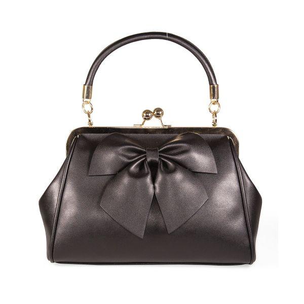 Bag, LOCKWOOD BOW Blk (34177)
