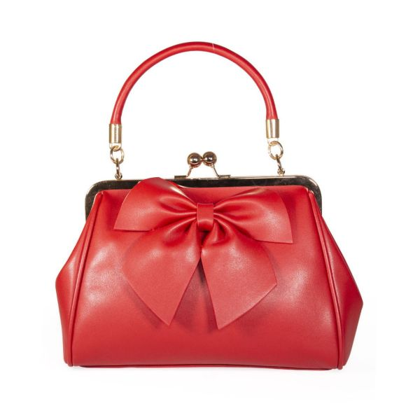 Bag, LOCKWOOD BOW Red (34177)