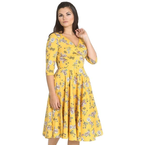 Swing Dress, MURIEL (40016)