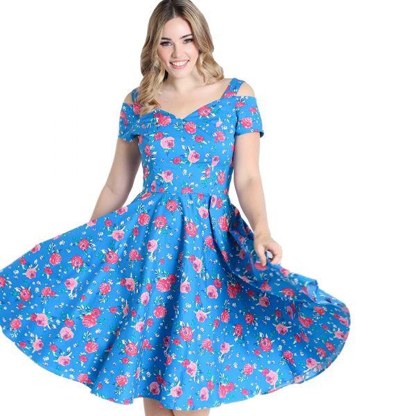 Swing Dress, CHANTILLY 50s (40163)