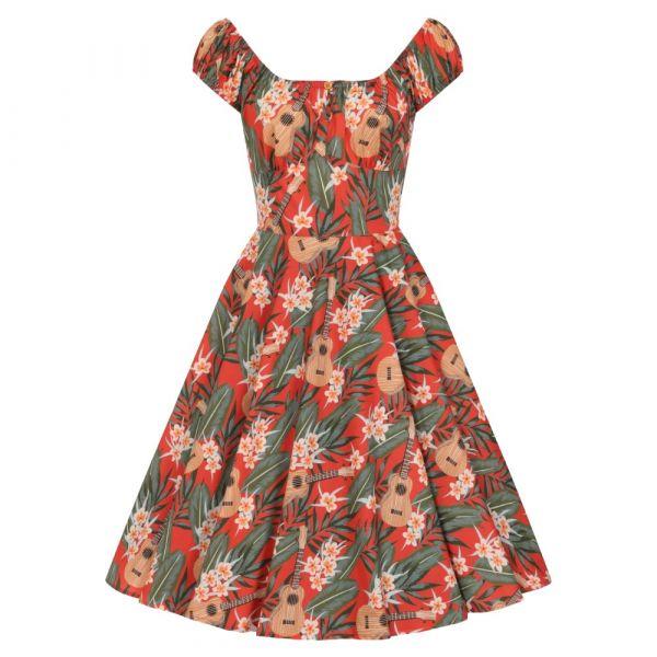 Swing Dress, UKULELE 50s (40174)