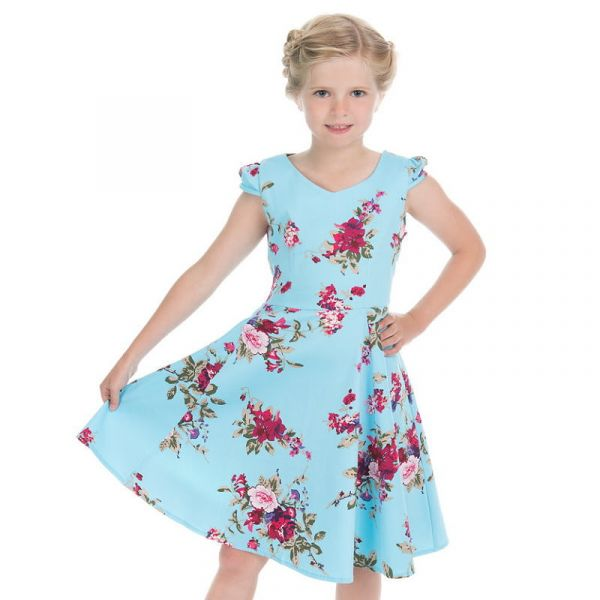 Kids Swing Dress, Royal Ballet (4151)