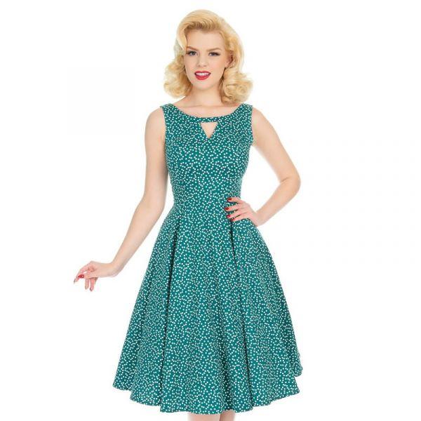 Swing Dress, HR La Rosa Dotty (4299)