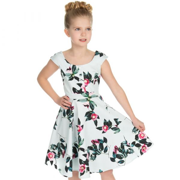Kids Swing Dress, Mademoiselle (4319)