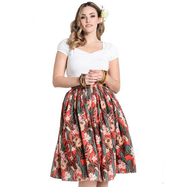 Swing Skirt, UKULELE 50s (50109)