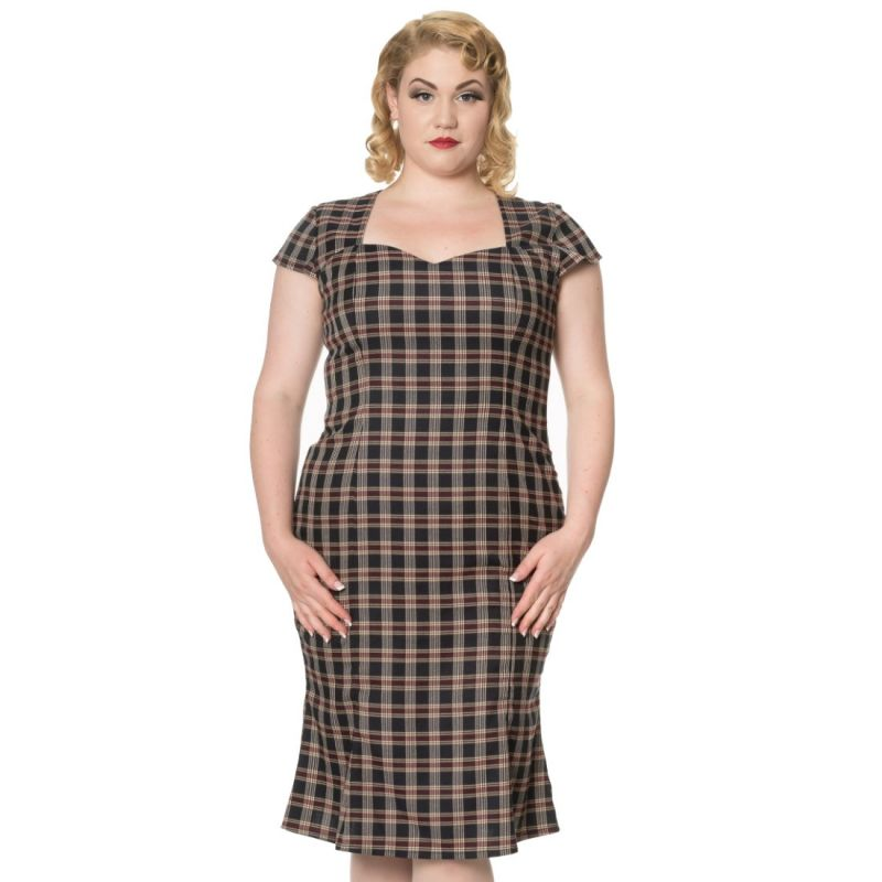 Kynämekko, Black Check Plus (5147)