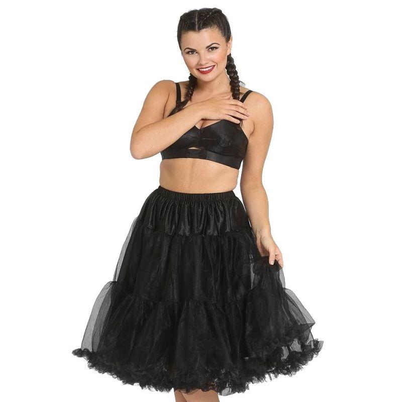 Petticoat, POLLY Musta (5486) 63-68 cm