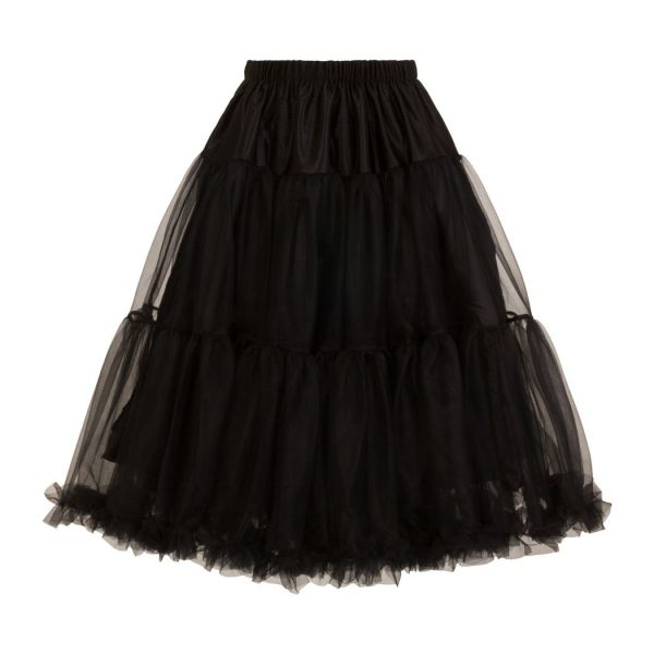 Petticoat, POLLY Black (5486) 63-68 cm