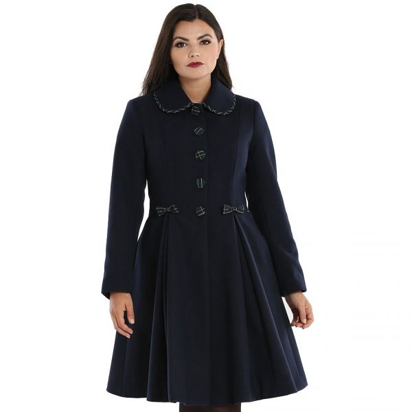 Coat, TIDDLYWINKS Navy (80013)