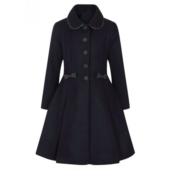 Coat, TIDDLYWINKS Navy (80013)
