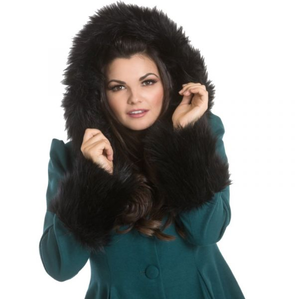 Coat, ELVIRA Green