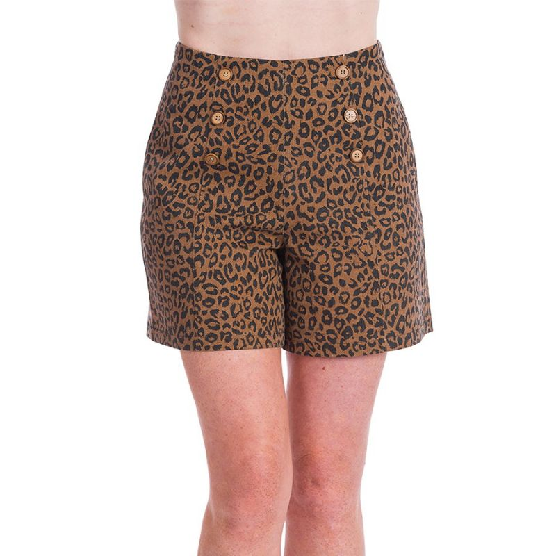 Shortsit, WILD CHILD Brown