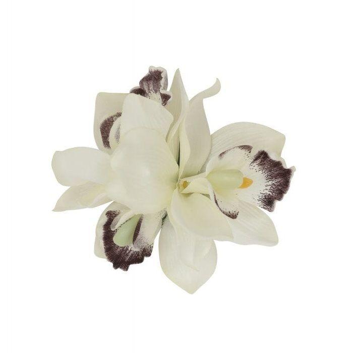 Hiuskukka, AALIYAH ORCHID White