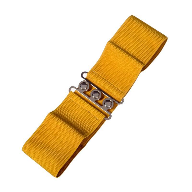 Vyö, Vintage Stretch Sinapinkeltainen