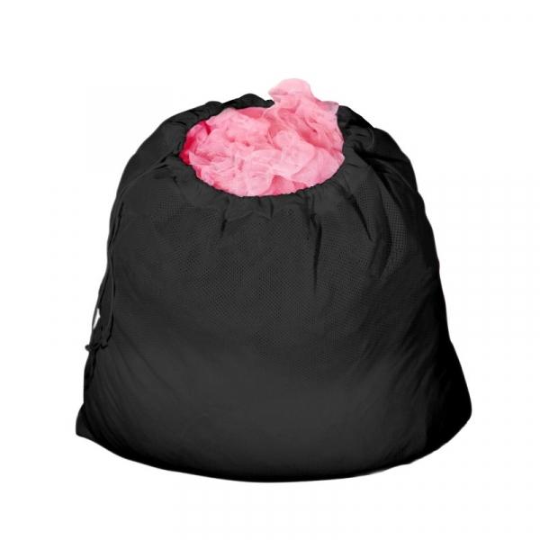 Petticoat Bag, Black