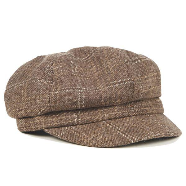 Hattu, NEWSBOY Taupe