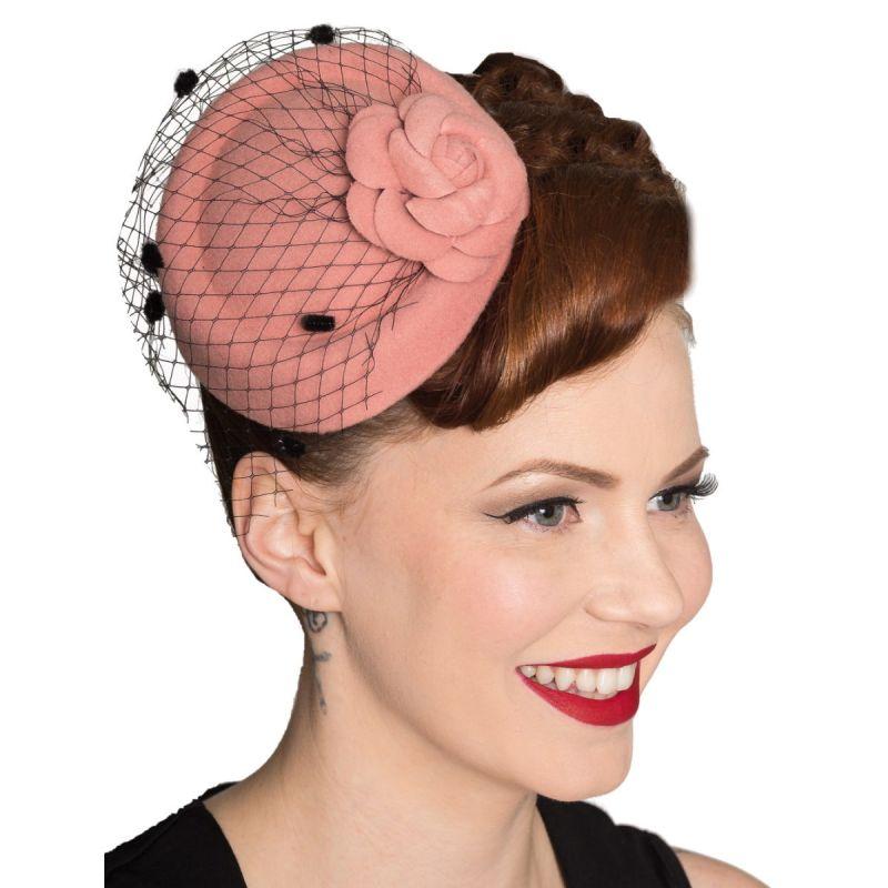 Hattu, MARILYN Pink (AC2279)